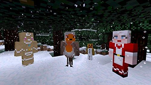 Minecraft - DLC,  Festive Skin Pack - Wii U [Digital Code] by Mojang AB (Image #3)