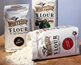 White Lily All Purpose Flour 5 Lbs - A special milling process and multiple siftings gives White Lily a nearly pure white color and silky texture not found in other flours