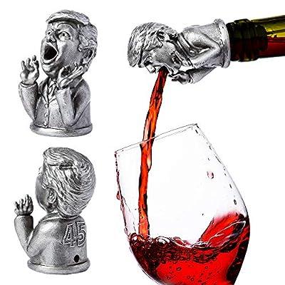 Stainless Steel Animal Wine Aerator & Liquor Pourer - 9 Designs Available