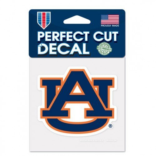 Auburn University Tigers Primary Logo Perfect Cut Decal 4