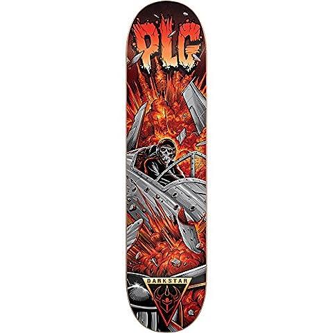 Darkstar Plg Crash Skateboard Deck -7.75 R7 DECK ONLY - Darkstar Skate Decks