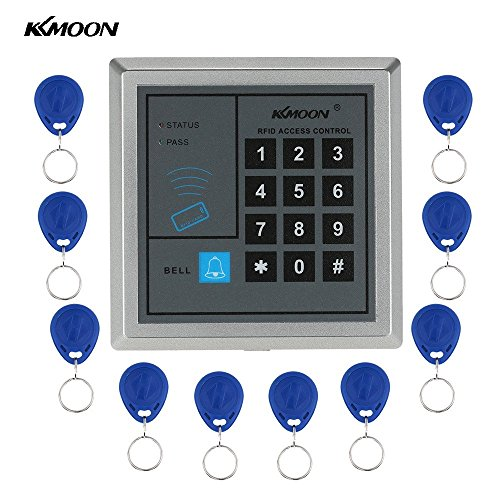 Electronic RFID Proximity Entry Door Lock Access Control System with (Video Security Cabinet)