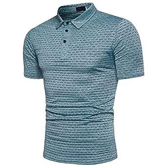 Men's POLO Shirt Quick-drying Sweat Slim Fashion Men's Short Sleeve