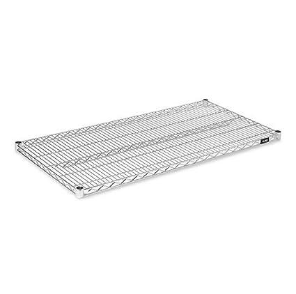 Amazon.com: Uline h-1206-shelf 48 x 24 estantes para ...