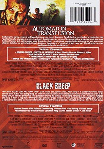 Dimension Extreme Double Feature (Automaton Transfusion / Black Sheep)