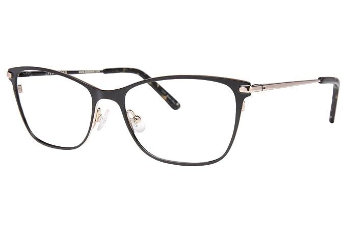 Amazon.com: Ted Baker B239 Womens Eyeglass Frames - Black/Gold: Clothing