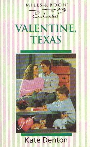 book cover of Valentine, Texas