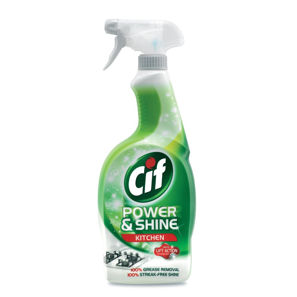 Charmant Cif Kitchen Cleaner, Power U0026 Shine, 700 Ml: Amazon.in: Health U0026 Personal  Care