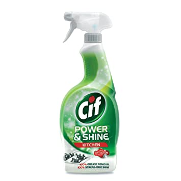 Cif Kitchen Cleaner Power Shine 700 Ml Amazonin Health Personal Care