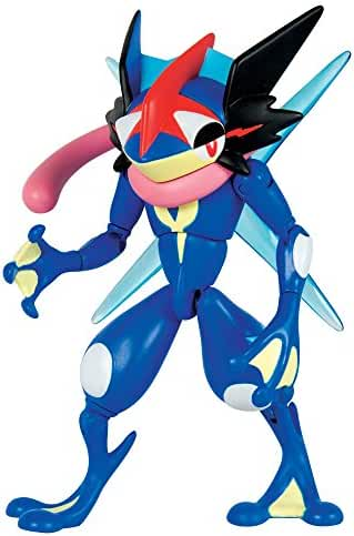Pokémon Action Figure, Ash-Greninja