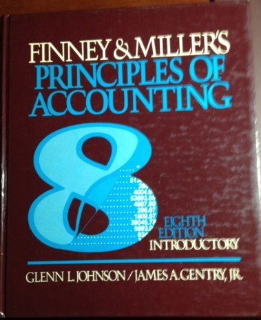 Principles of Accounting: Introductory