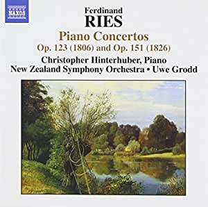 Piano Concertos Opp. 23 &151
