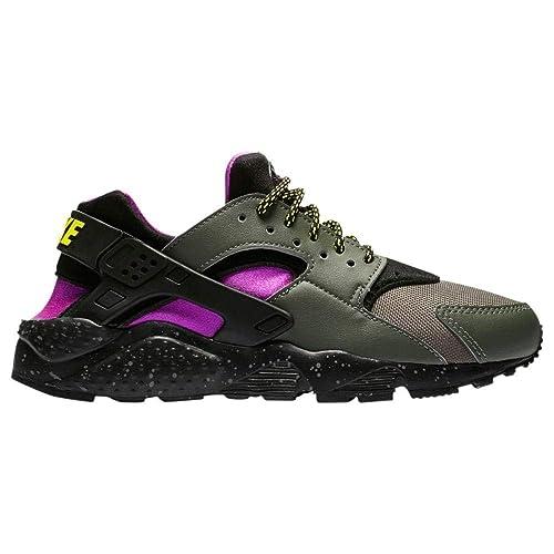 official photos 8179a a927d Nike Huarache Run Bg Su Mens Ah9713-002: Amazon.ca: Shoes ...