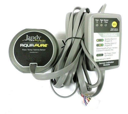 Zodiac R0476400 25-Feet Port Sensor with O-Ring Replacement for Zodiac Jandy Pool and Spa Water Purification System