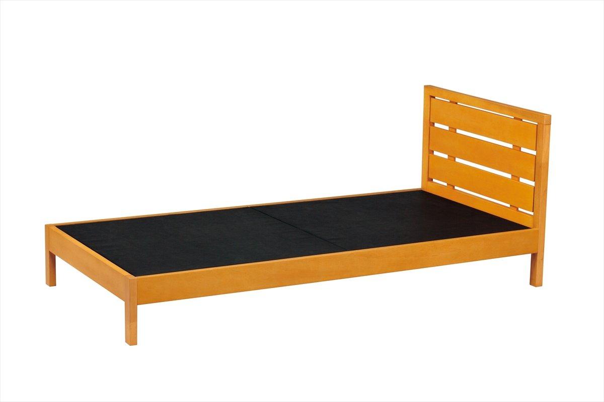 木製ベッド WBD-M01(NA) B01LYT3K5R