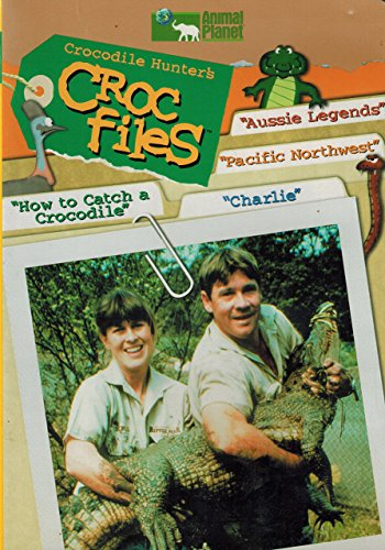 Crocodile Hunter's Croc Files (Volume 1) by Live / Artisan