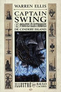 Captain Swing et les pirates électriques de Cindery Island  par Ellis