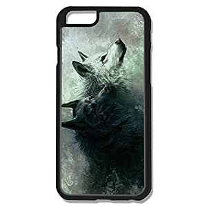 IPhone 6 Cases Wolf Design Hard Back Cover Proctector Desgined By RRG2G by icecream design