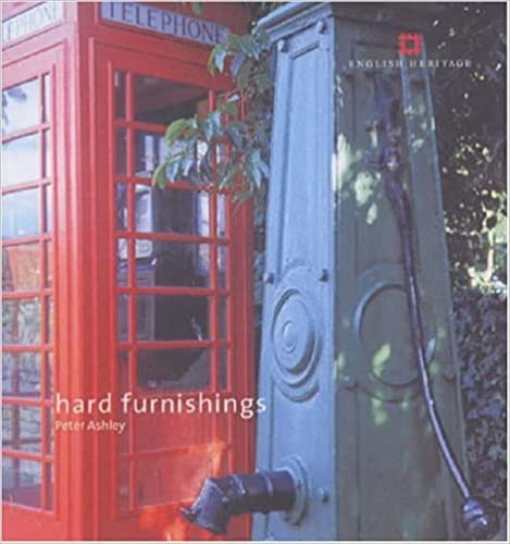 Book Hard Furnishings: Street Furniture (Everyman Pocket Guides) by Peter Ashley (27-Sep-2002)