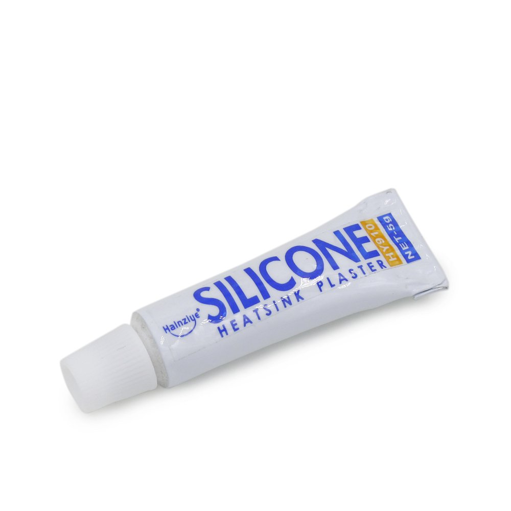 10-pieces 5g Silicone Thermal Conductive Plaster Viscous Adhesive Glue for Heatsink GPU Chipset