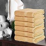Utopia Towels Premium Beige Hand Towels
