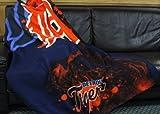 Detroit Tigers MLB Fleece Throw Blanket by Northwest