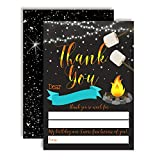 Best AW Camping Tents - Backyard Birthday Bonfire Camping-Themed Thank You Notes Review