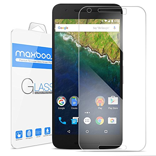 Maxboost Tempered Screen Protector Google