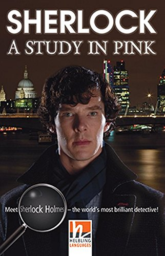 Sherlock - A Study in Pink, Class Set. Level 5 (B1)