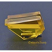 NEW TURNTABLE NEEDLE FITS Technics EPS24CS, Technics P24, Technics SLBD22 AMBER