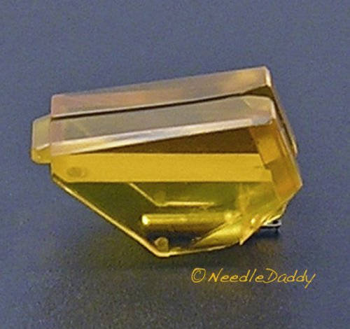 NEW TURNTABLE NEEDLE FITS Technics EPS24CS, Technics P24, Technics SLBD22 AMBER TacParts