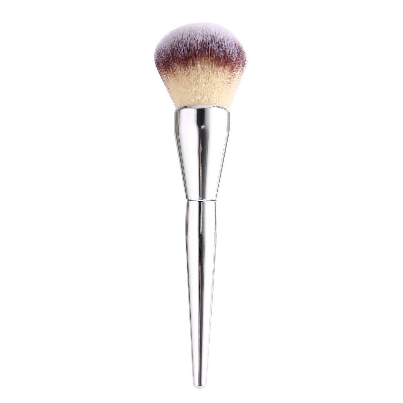 Liobaba Professional Make-up Brush Soft Facial Foundation Brush Blush Round Cosmetics Brush Tool with Big Brush Head