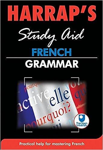 Descargar libros de epub de google Harraps French Grammar (Harrap's French Study Aids) 0245607064 (Spanish Edition) PDF DJVU