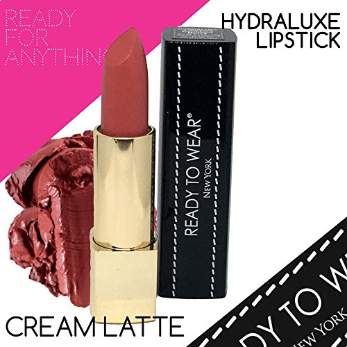 (Ready To Wear HYDRALUXE Lipstick Easy Use Holder Made In Italy (CREAM LATTE))