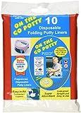 Kalencom Potette on the Go Potty Liner Re-fills 10-pack (Pack 2)