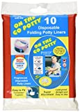 Kalencom Potette on the Go Potty Liner Re-fills 10-pack (Pack 2): more info