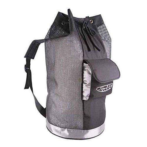Scuba Max Mesh Gear Deluxe Shoulder Strap Back Pack