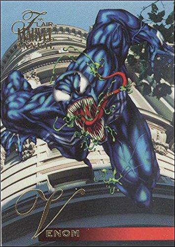 Fleer Flair '95 Marvel Annual Complete 150 Base Cards Plu...