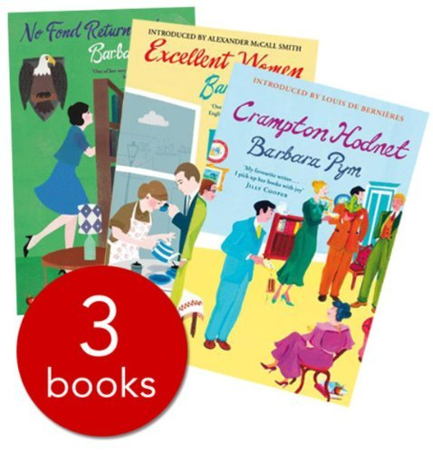 Barbara Pym Collection- 3 Books (Paperback) RRP 26.97 [Paperback] by ePub fb2 book