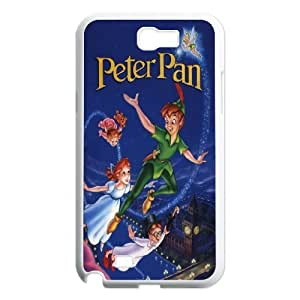 [H-DIY CASE] For Samsung Galaxy Note 2 -Peter Pan -Never Grow Up -Take Me to The Neverland-CASE-4