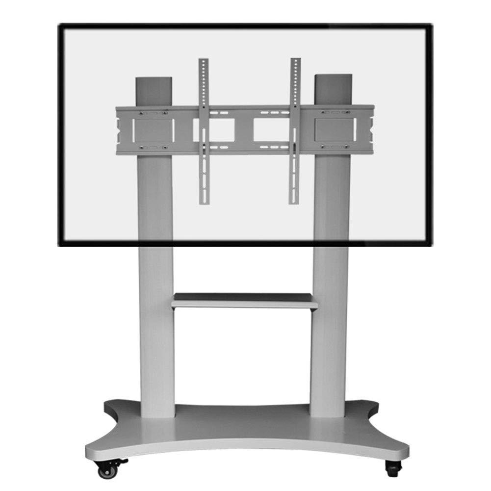 新素材新作 ローリングテレビスタンドモバイル Tv LED カート、60-100 インチ LED LCD プラズマフラットパネルディスプレイスタンドキャビネットの高さ調整360ºの回転ワイヤ管理ベッドルーム教室会議室ビデオ通話 インチ LCD B07KLY4NCN, ワケチョウ:0b6b653f --- cliente.opweb0005.servidorwebfacil.com