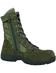 Belleville Ultra Lightweight Side-Zip Composite Garrison Boots, TR696Z CT