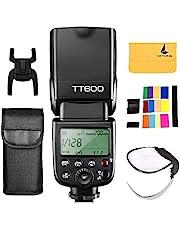 Godox TT600 2.4G Wireless Flash Speedlite Master / Slave Flash with Built-in Trigger System for Canon Nikon Pentax Olympus Fujifilm Panasonic (TT600)