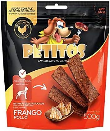 Bifinho Petitos Sabor Frango 500 G