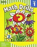 Math Drills: Grade 1 (Flash Skills), Flash Kids Editors, 1411434609