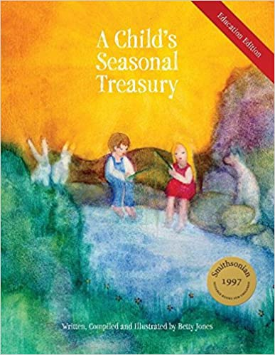 Book A Child's Seasonal Treasury, Education Edition