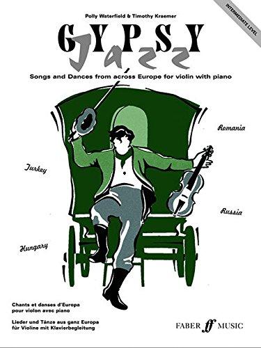 - Gypsy Jazz: Intermediate Level (Faber Edition)
