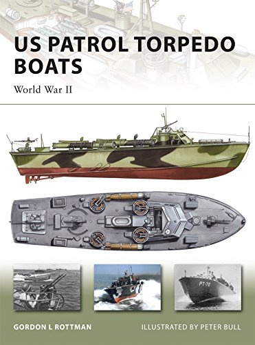 US Patrol Torpedo Boats: World War II (New Vanguard)