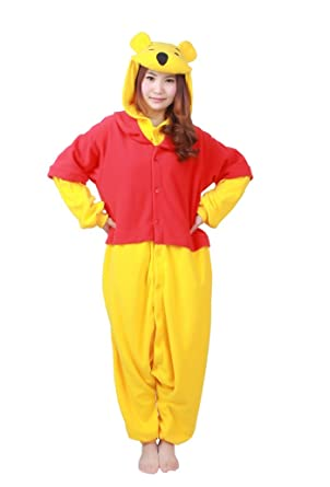 Adult pooh bear costume