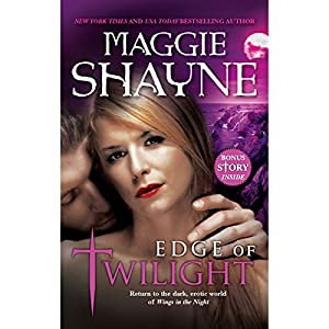 Edge of Twilight Audiobook